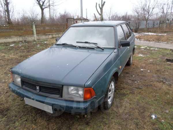 Москвич 2141, 1990 год, 17 000 руб.