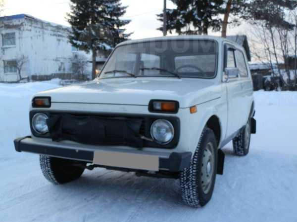 Лада 4x4 2121 Нива, 1986 год, 135 000 руб.