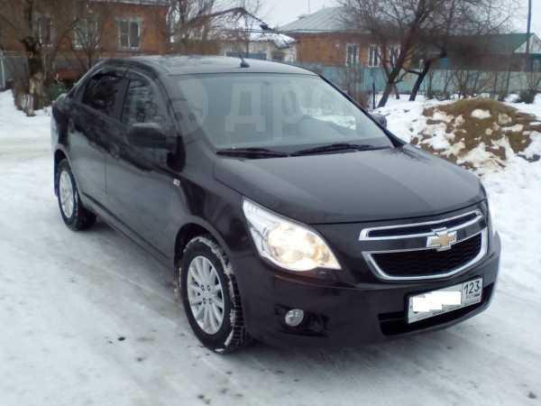 Chevrolet Cobalt, 2014 год, 465 000 руб.