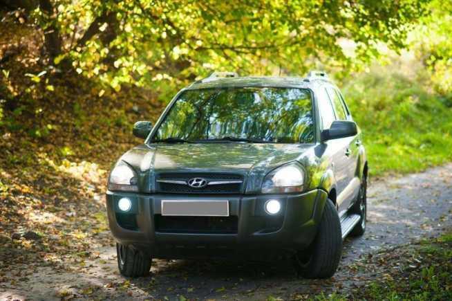 Hyundai Tucson, 2008 год, 665 000 руб.