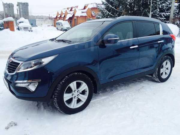 Kia Sportage, 2011 год, 988 000 руб.