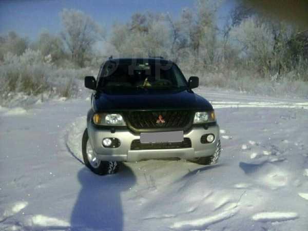 Mitsubishi Pajero Sport, 2000 год, 449 000 руб.
