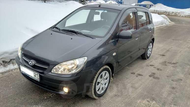 Hyundai Getz, 2010 год, 355 000 руб.