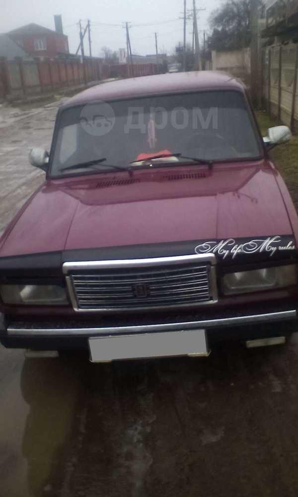 Лада 2107, 1999 год, 62 000 руб.