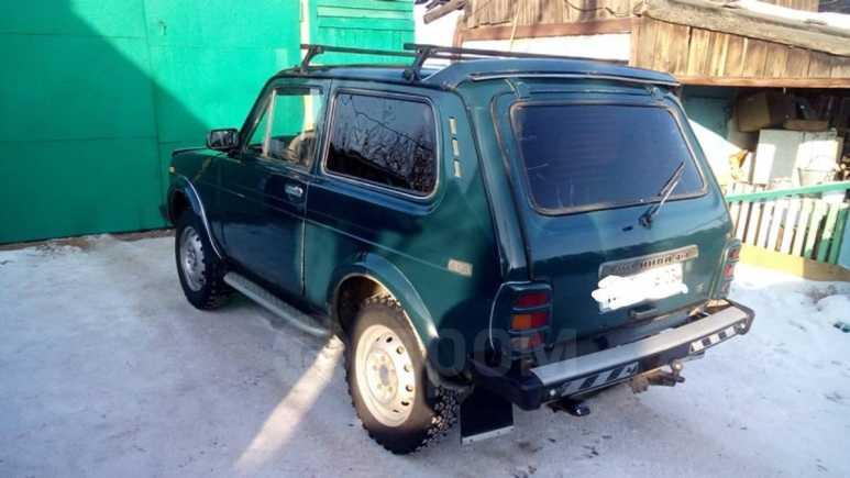 Лада 4x4 2121 Нива, 1996 год, 180 000 руб.