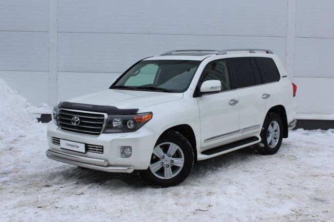 Toyota Land Cruiser, 2015 год, 3 560 000 руб.