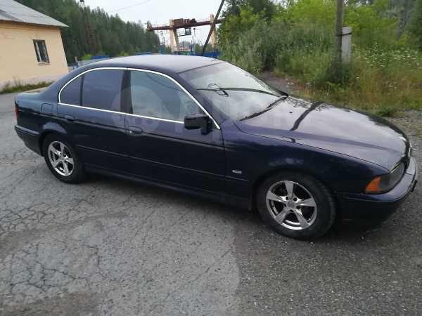 BMW 5-Series, 2000 год, 287 000 руб.