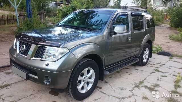 Nissan Pathfinder, 2008 год, 950 000 руб.