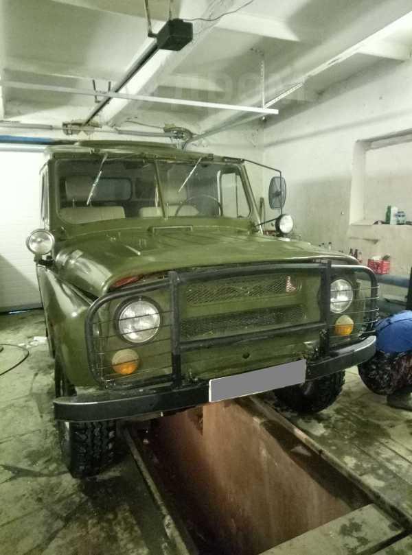 УАЗ 469, 1995 год, 115 000 руб.