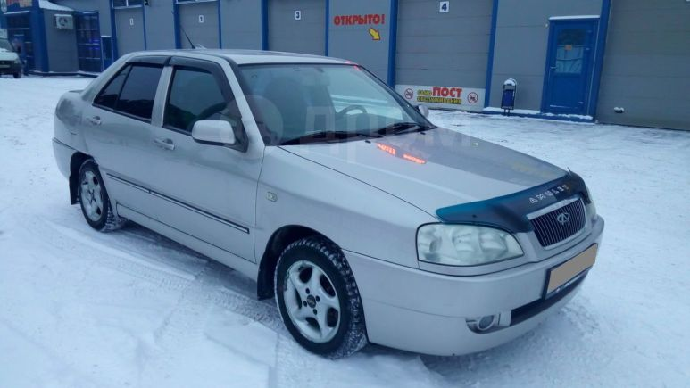 Chery Amulet A15, 2008 год, 135 000 руб.