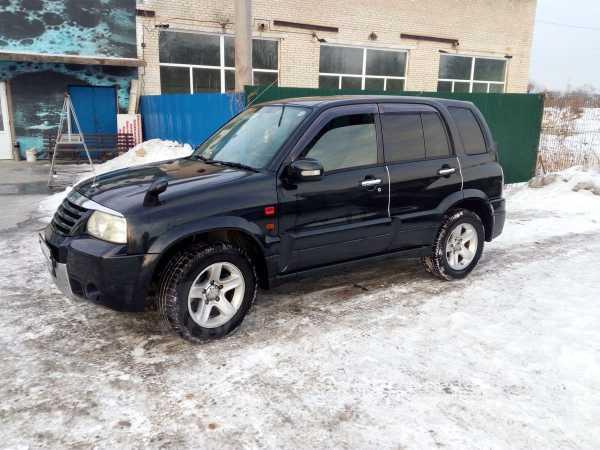Suzuki Escudo, 2003 год, 645 000 руб.