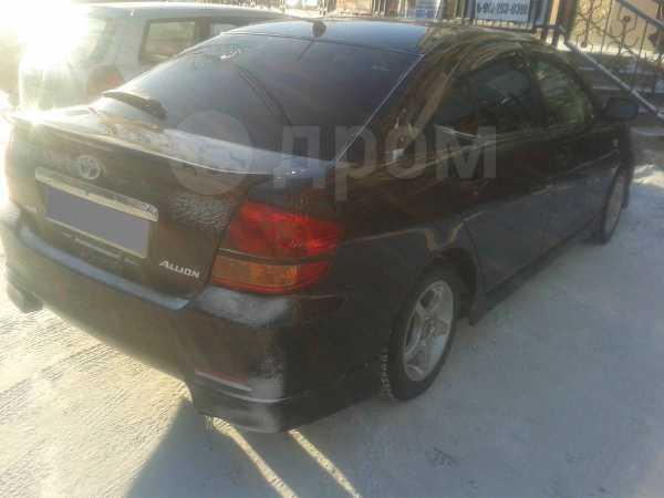Toyota Allion, 2002 год, 420 000 руб.