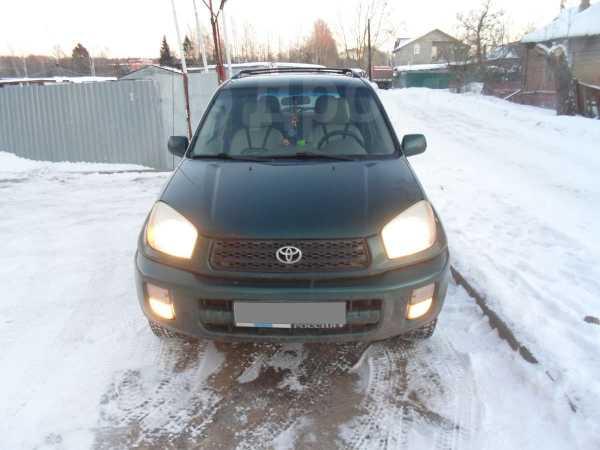 Toyota RAV4, 2003 год, 440 000 руб.