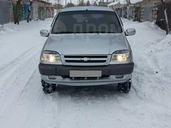 Chevrolet Niva, 2006 год, 217 000 руб.