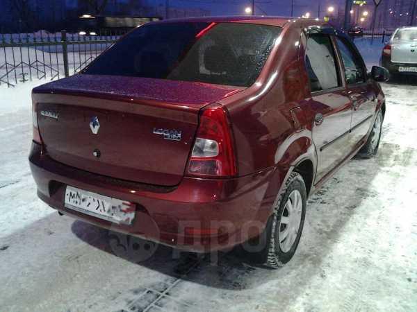 Renault Logan, 2011 год, 299 000 руб.