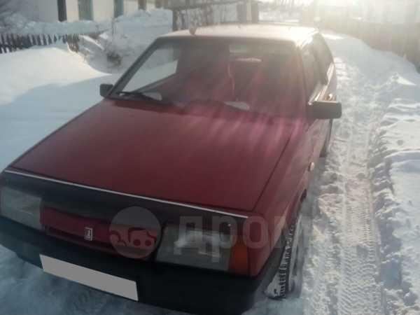 Лада 2108, 1987 год, 38 000 руб.