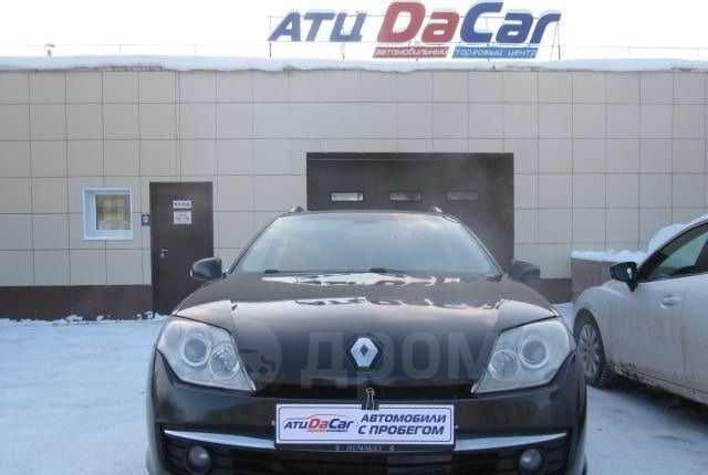 Renault Laguna, 2008 год, 370 000 руб.