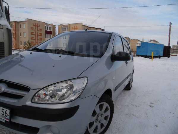 Hyundai Getz, 2008 год, 300 000 руб.