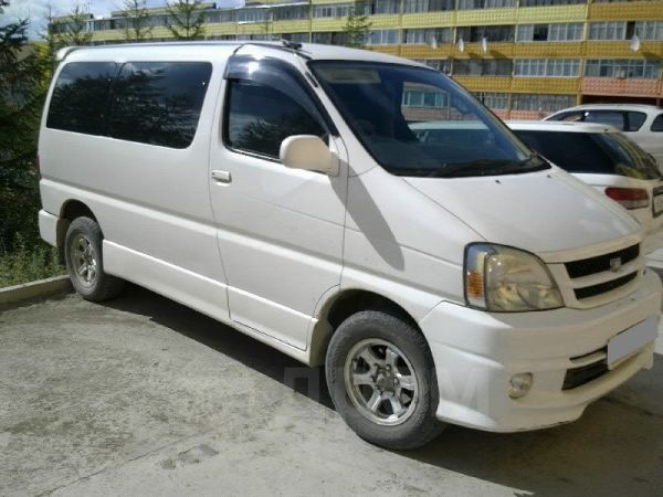 Toyota Touring Hiace, 2000 год, 500 000 руб.