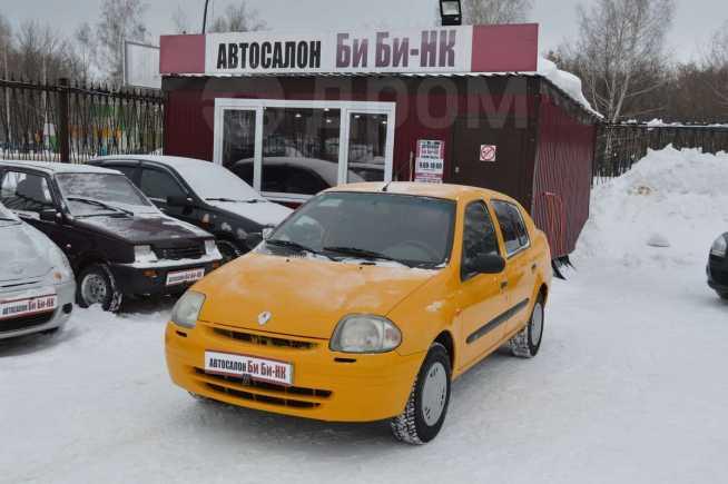 Renault Clio, 2002 год, 120 000 руб.