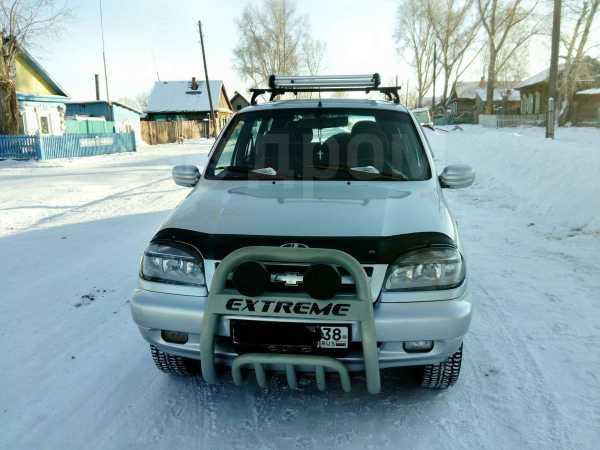Chevrolet Niva, 2008 год, 350 000 руб.