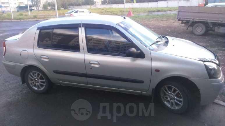 Renault Symbol, 2002 год, 140 000 руб.