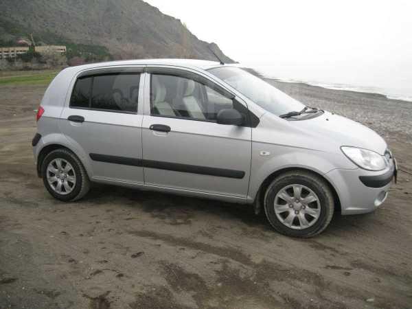 Hyundai Getz, 2009 год, 350 000 руб.