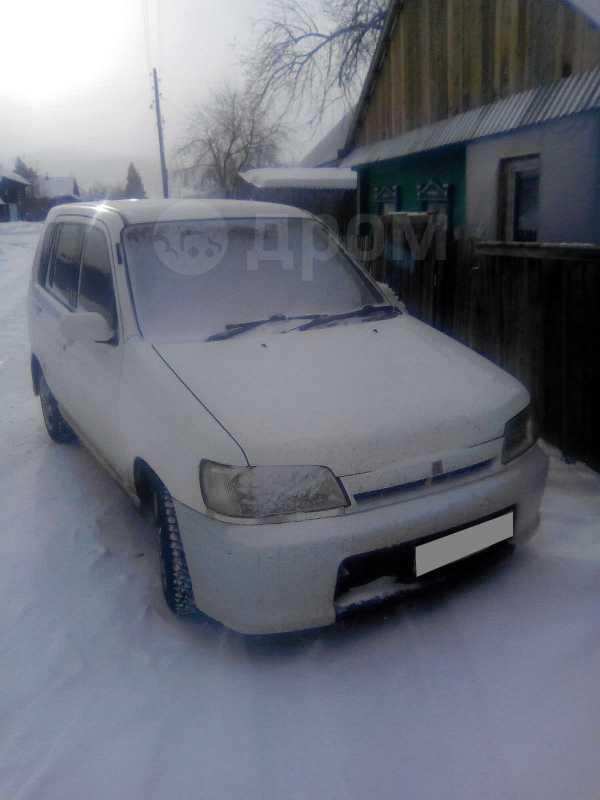 Nissan Cube, 1999 год, 110 000 руб.