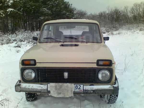 Лада 4x4 2121 Нива, 1985 год, 80 000 руб.