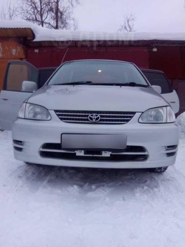 Toyota Corolla Spacio, 1999 год, 250 000 руб.