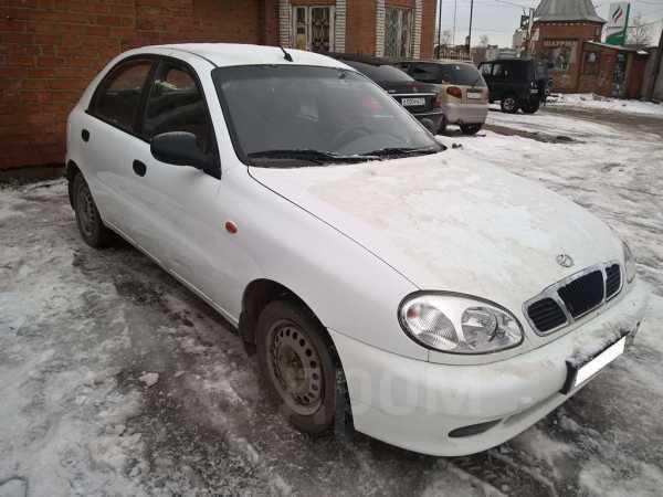 ЗАЗ Шанс, 2011 год, 100 800 руб.