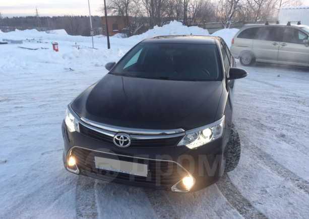 Toyota Camry, 2016 год, 1 695 000 руб.