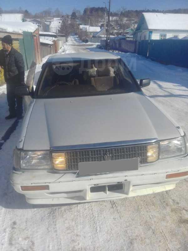Toyota Crown, 1989 год, 70 000 руб.