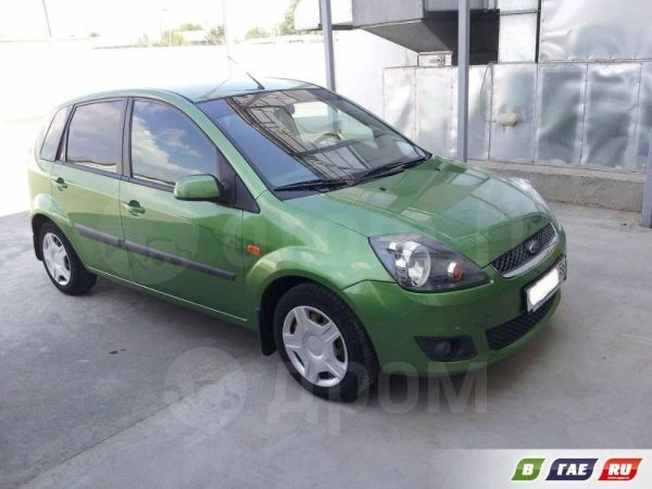 Ford Fiesta, 2007 год, 230 000 руб.