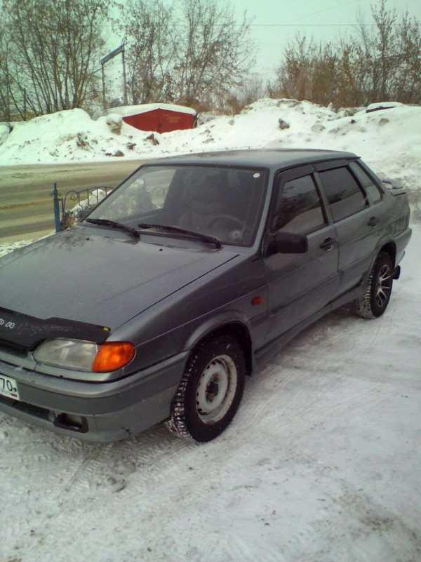 Лада 2115 Самара, 2006 год, 107 000 руб.