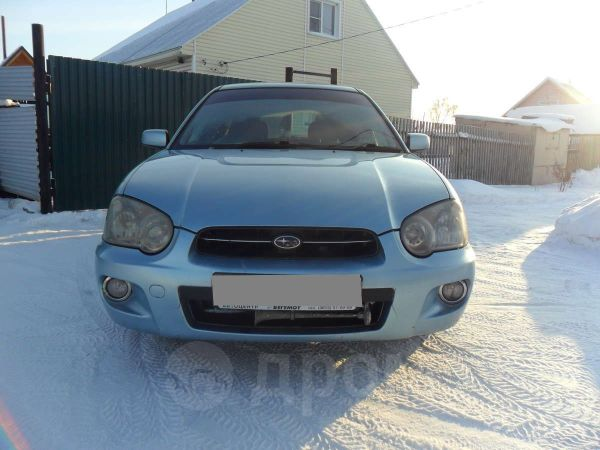 Subaru Impreza, 2002 год, 239 000 руб.