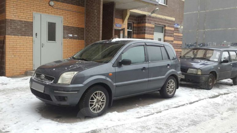 Ford Fusion, 2005 год, 260 000 руб.