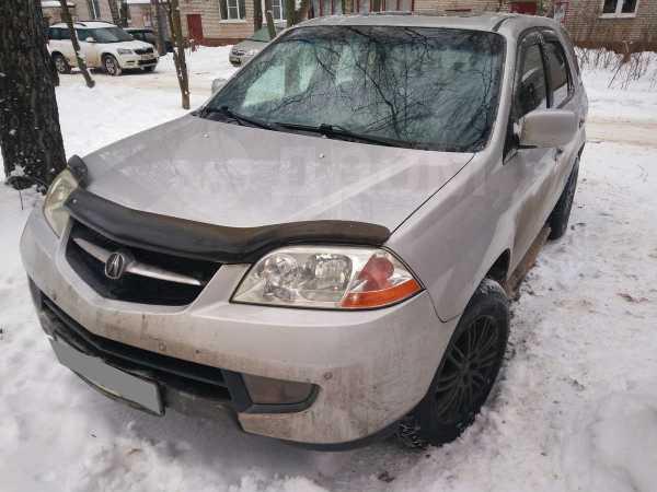 Acura MDX, 2002 год, 300 000 руб.