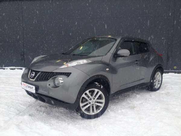 Nissan Juke, 2012 год, 689 700 руб.