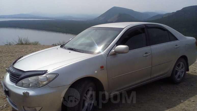 Toyota Camry, 2005 год, 500 000 руб.