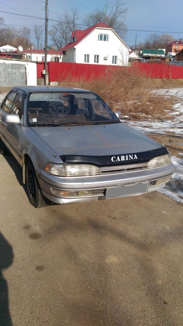 Toyota Carina, 1991 год, 53 000 руб.