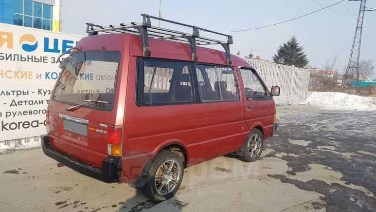 Nissan Vanette, 1986 год, 85 000 руб.