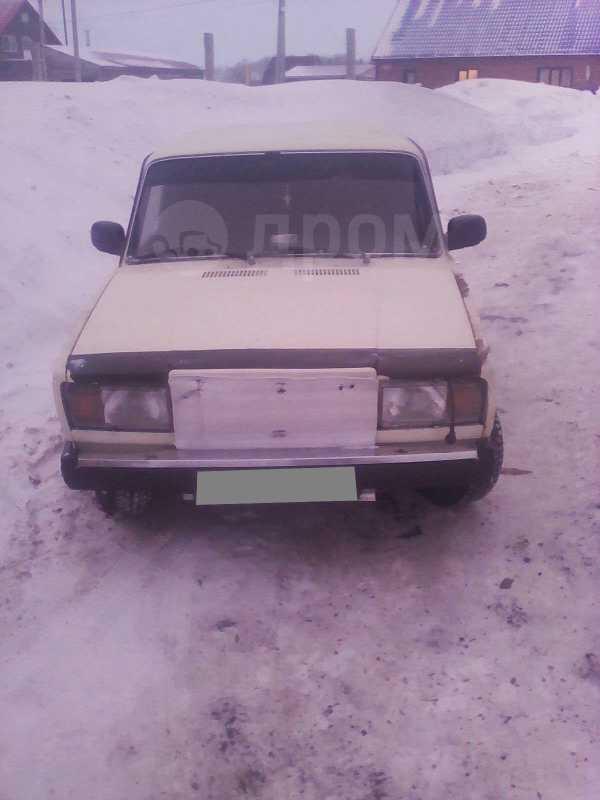 Лада 2107, 1998 год, 30 000 руб.