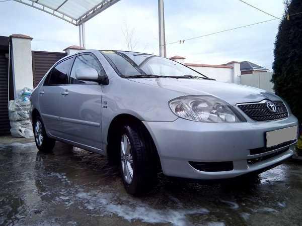 Toyota Corolla, 2002 год, 320 000 руб.