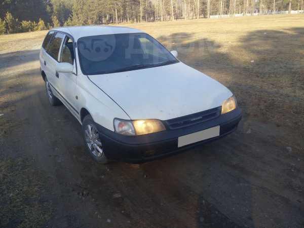 Toyota Caldina, 1997 год, 145 000 руб.