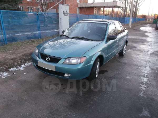 Mazda Protege, 2001 год, 185 000 руб.