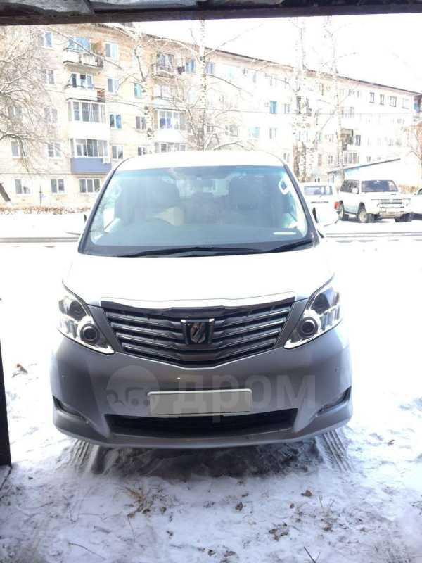 Toyota Alphard, 2010 год, 1 200 000 руб.