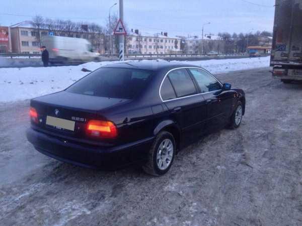 BMW 5-Series, 2003 год, 270 000 руб.