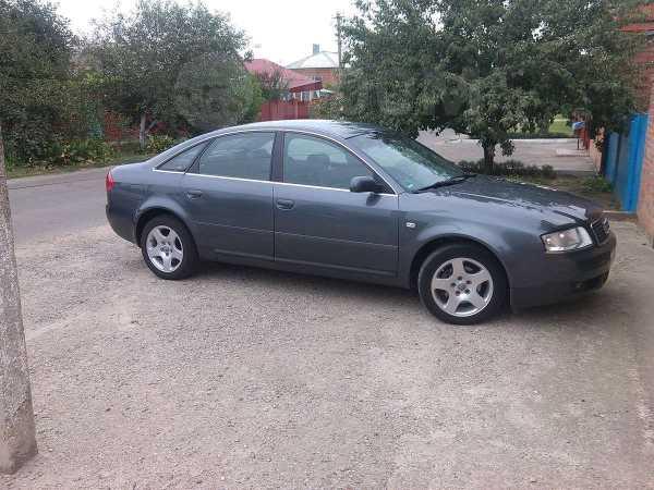 Audi A6, 2002 год, 395 000 руб.