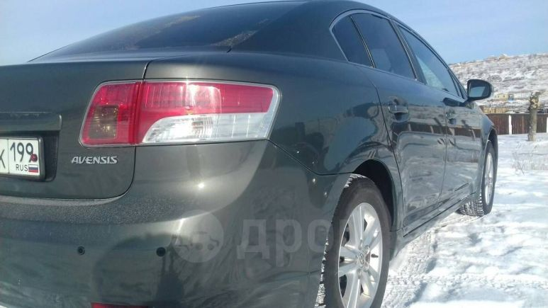 Toyota Avensis, 2009 год, 720 000 руб.